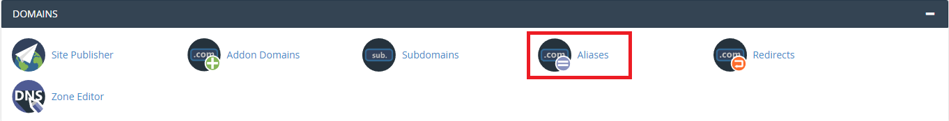 aliases_cpanel.png